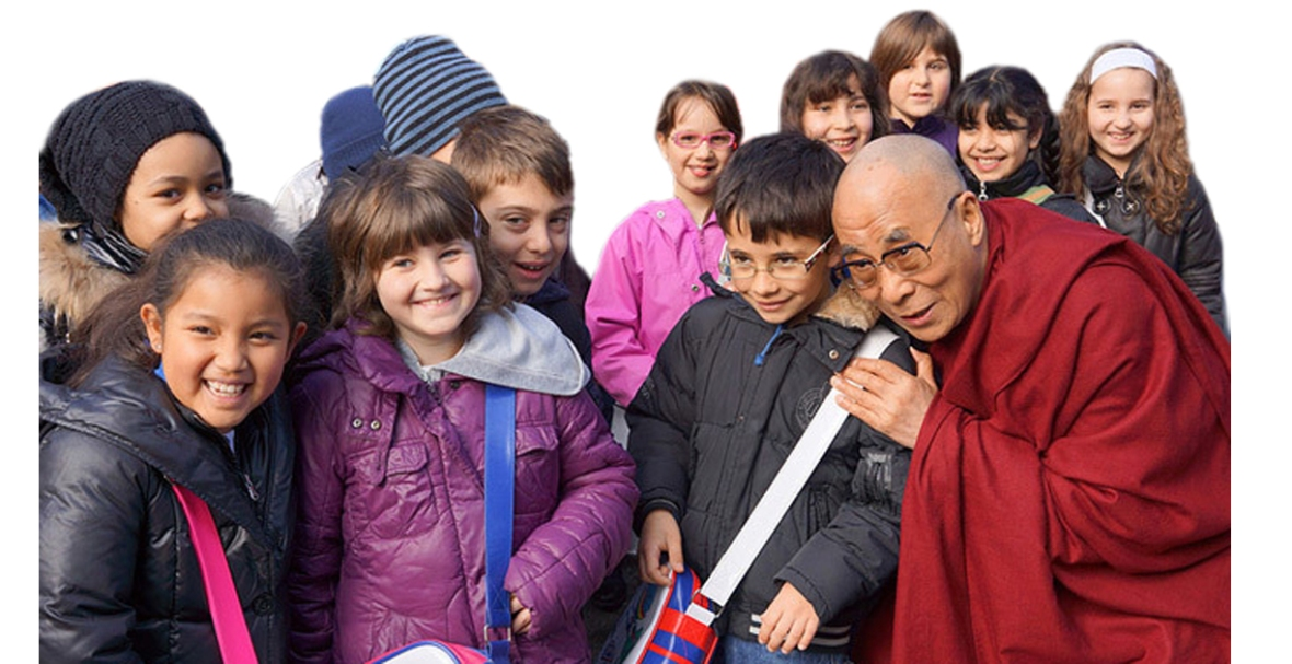 Dalai Lama book for children, Buddhism for children book